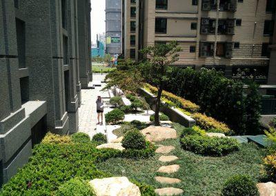 京城一隅-步道
