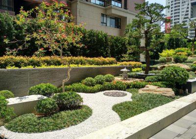 京城一隅-庭院