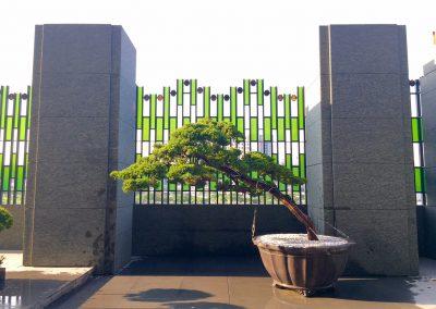京城一隅-守護