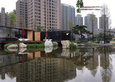 京城建設美術世界接待中心