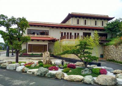 日式庭院景觀設計