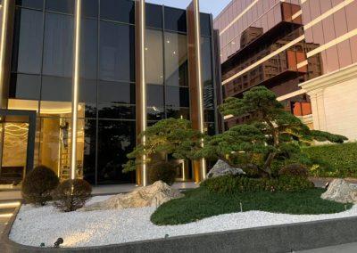 京城商辦大樓接待中心